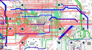 EMV-Beratung für Routing und Layout der Leiterplatte
